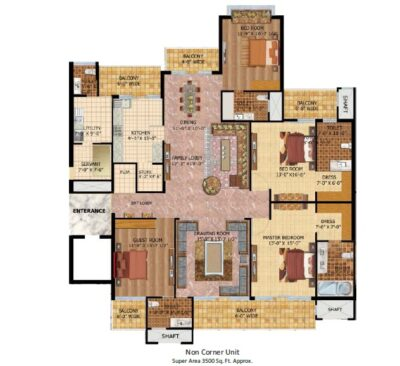 signature_towers_mohali_Floor_plan
